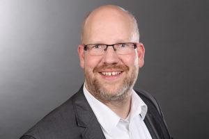 David Ruddat ist Landespfarrer für Kindergottesdienst bei der rheinischen Kirche. Foto: Wilfried Olfs
