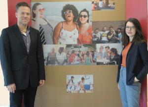 Wanderausstellung Familienbande André Hartjes, Miriam Boger